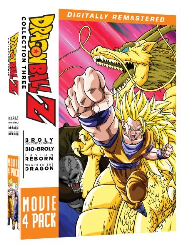 Dragon Ball Z: Movie Pack 3 [DVD] [US Import] [NTSC] (Dragon Ball Z Movie Pack 3)