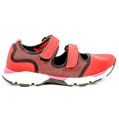 e76b587fb2f2 Unbekannt No Name, Herren Sneaker, Rot - Rot - Größe  39 EUR - 9 US ...