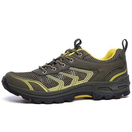 81d534fd94c90 Amazon.com: Giles Jones Men Hiking Shoes Outdoor Breathable Wading ...