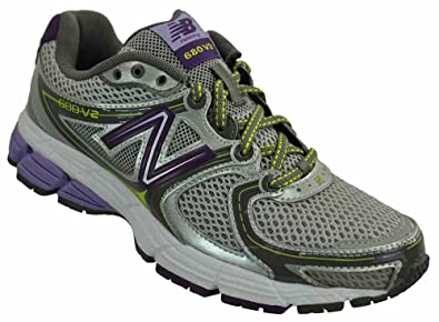 3bf053bf5346 New Balance 680 v2 Womens (UK 4 Euro 37.5)  Amazon.co.uk  Shoes   Bags