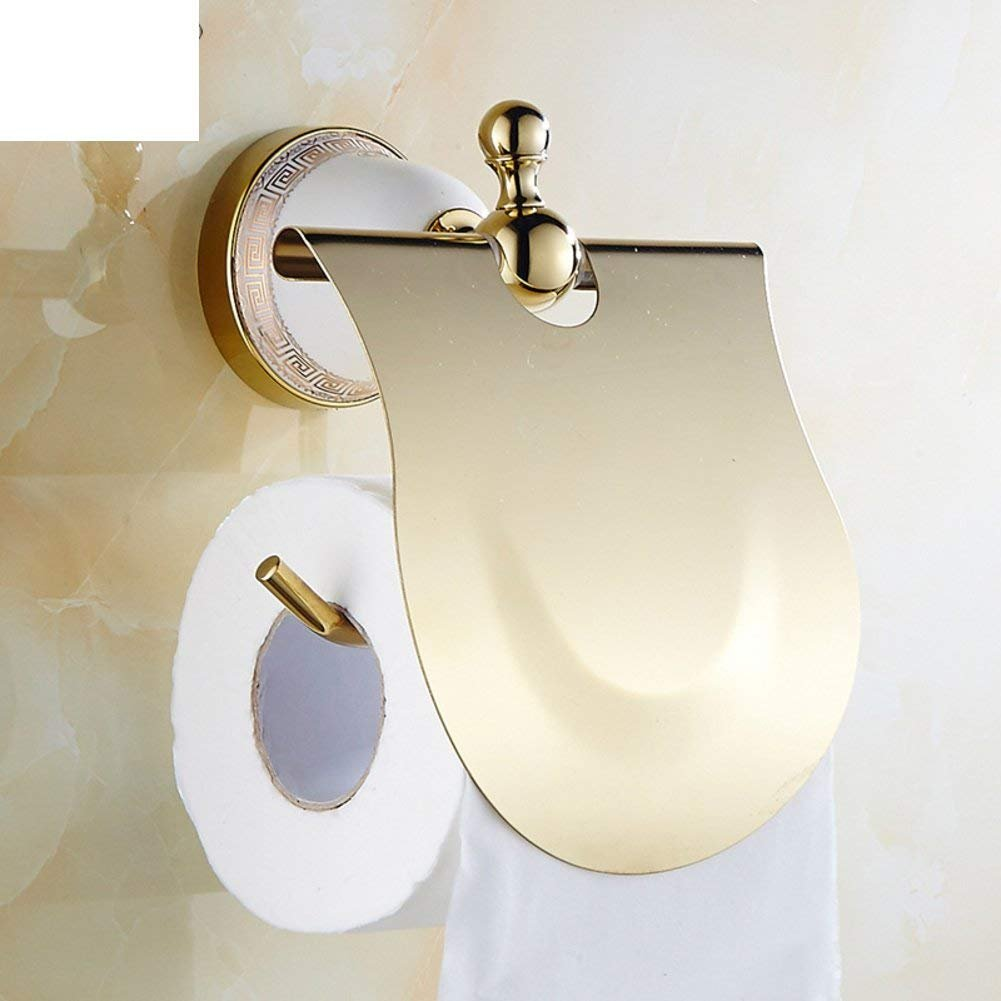WSJJGAO Bathroom Paper Towels Toilet Paper Holder Toilet Bathroom Tissue Box Toilet Winding Machine-at