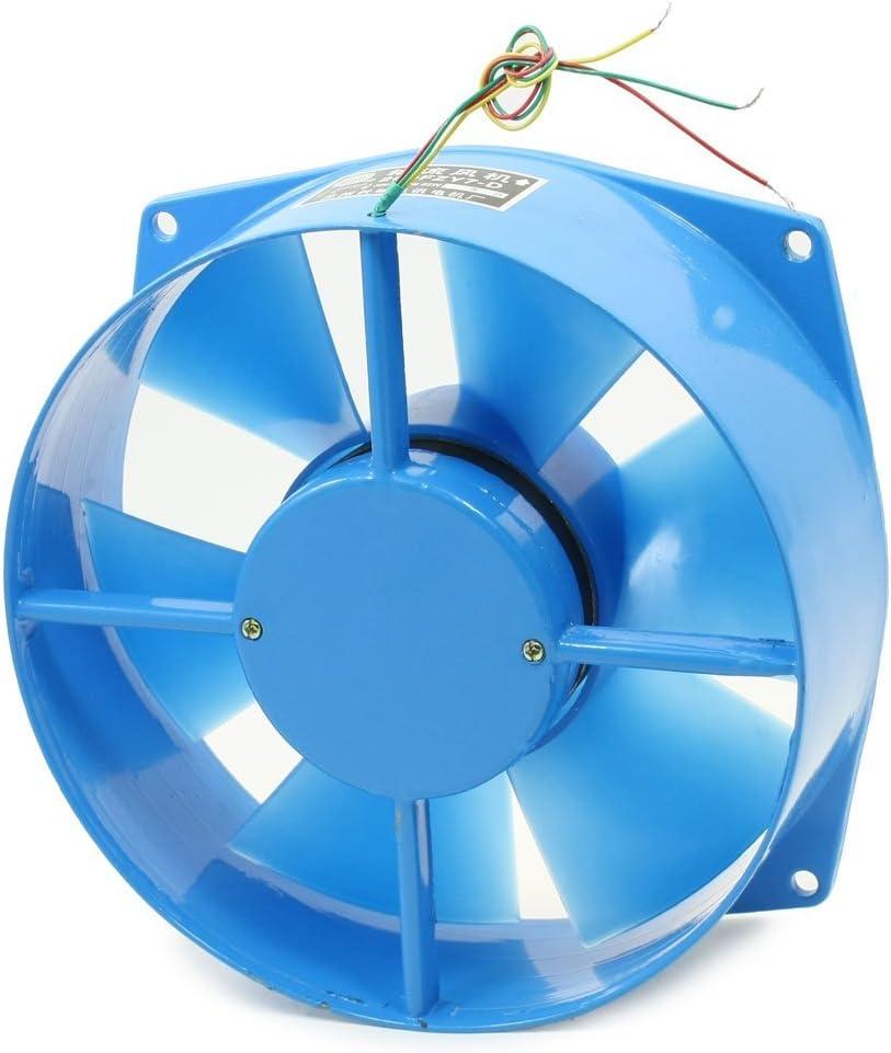 60Hz 65W 230 CFM NA 200FZY7-D Axial Fan Fan with Metal Frame AC 380V 50