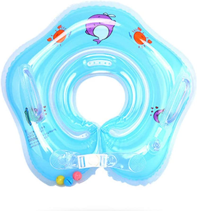 Barley33 Bebé Natación Anillo Flotador Inflable PVC Flotadores Piscina Juguetes Tubo Anillo Anillo para bebé recién Nacido de 0 Meses a 18 Meses