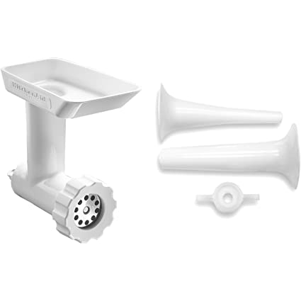 Amazon Com Kitchenaid Food Grinder Attachment For Stand Mixer With