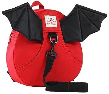 Freitop Kinderrucksack Anti Verloren mit Brustgurt ab 1