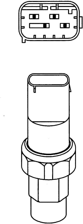 NRF 38933 Pressostat climatisation