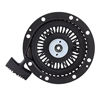 Qiilu Recoil Starter Pull Start Assembly for Tecumseh 590746 OHH50 OHH65  OHH60 HM80 HM90 HM100