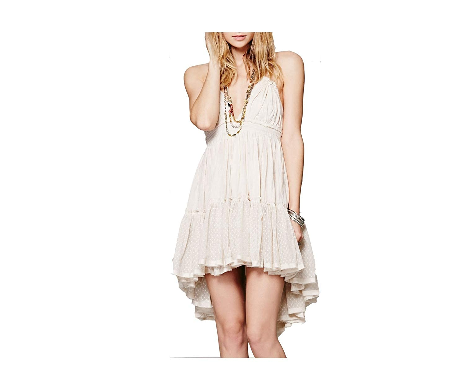White mamamoo Summer Dress Robe Femme Dresses Plus Size Spaghetti Strap Sleeveless Bohemian Boho Sweet