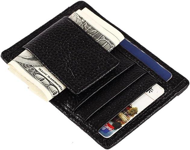 ABC/® Mens Wallet Credit ID Card Holder Slim Purse