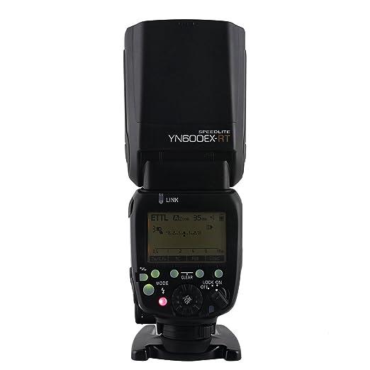 79 opinioni per Yongnuo YN600EX-RT TTL HSS Speedlite Sistema di flash per canon camera come 7D