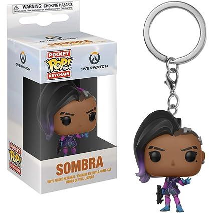 Amazon.com: Funko Sombra: Overwatch x Pocket POP! Mini ...