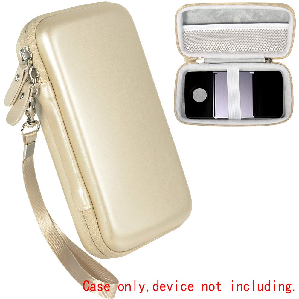 WGear Protective Case for Moto Insta-Share Projector, Motorola Hasselblad True Zoom Camera, JBL SoundBoost, SoundBoost2 Moto Mod Moto Z, Ultra Slim Compact case
