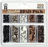Brad Pack 200-Pack, Chocolate
