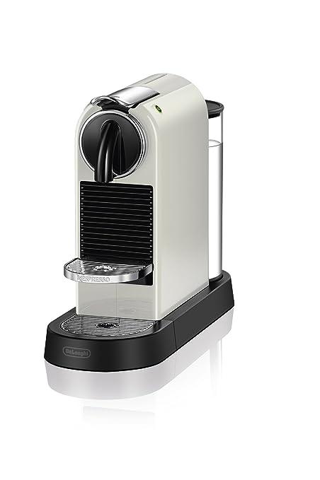 Nespresso CitiZ Espresso Machine by DeLonghi, White