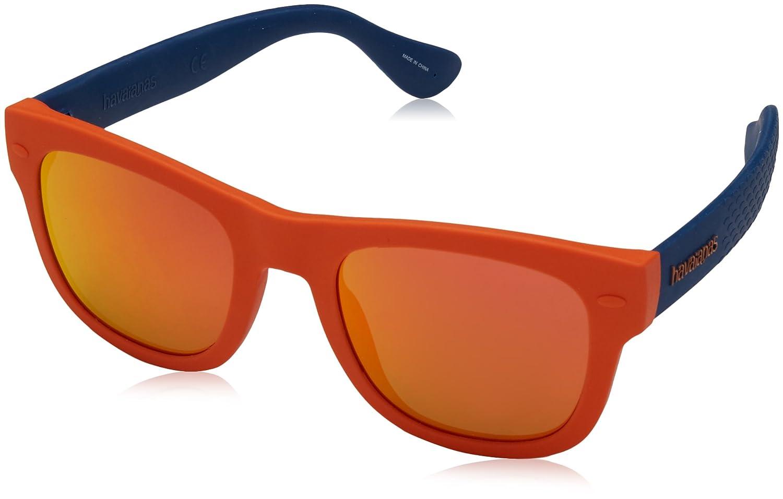Havaianas Unisex-Erwachsene Sonnenbrille Paraty/M Y1 O9N, Schwarz (Black/Grey Grey), 50