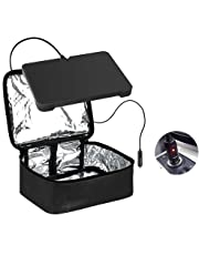 Vincraft Portable Food Warmer Mini Oven Personal Car Slow Cooker Food Bag 12V Warm Meal for Car Office Picnic Travel Camping Truckers