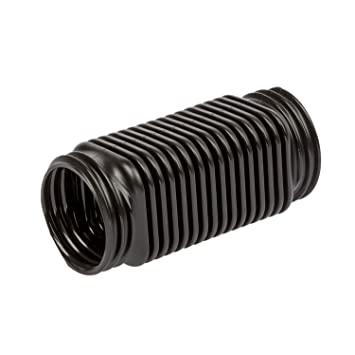MIRTUX Tubo Conector Flexible Cepillo Aspirador Rowenta Air Force. Recambio Rowenta. Medidas 10 cms Largo y 3,5 cms Ancho. Color Negro.