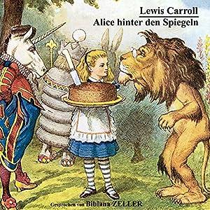 Alice hinter den Spiegeln Hörbuch
