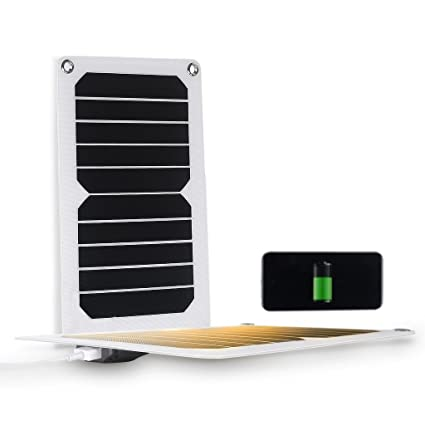 Amazon.com: 5 V ultra – Cargador solar portátil: Amazing Sol ...