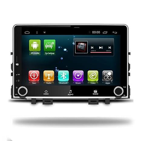Amazon.com: Radio de coche GPS Android 7.1 Navegación para ...