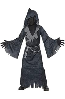 Cafiona New Soul Eater Black Star Cosplay Costume Gloves Outfit Halloween Sale