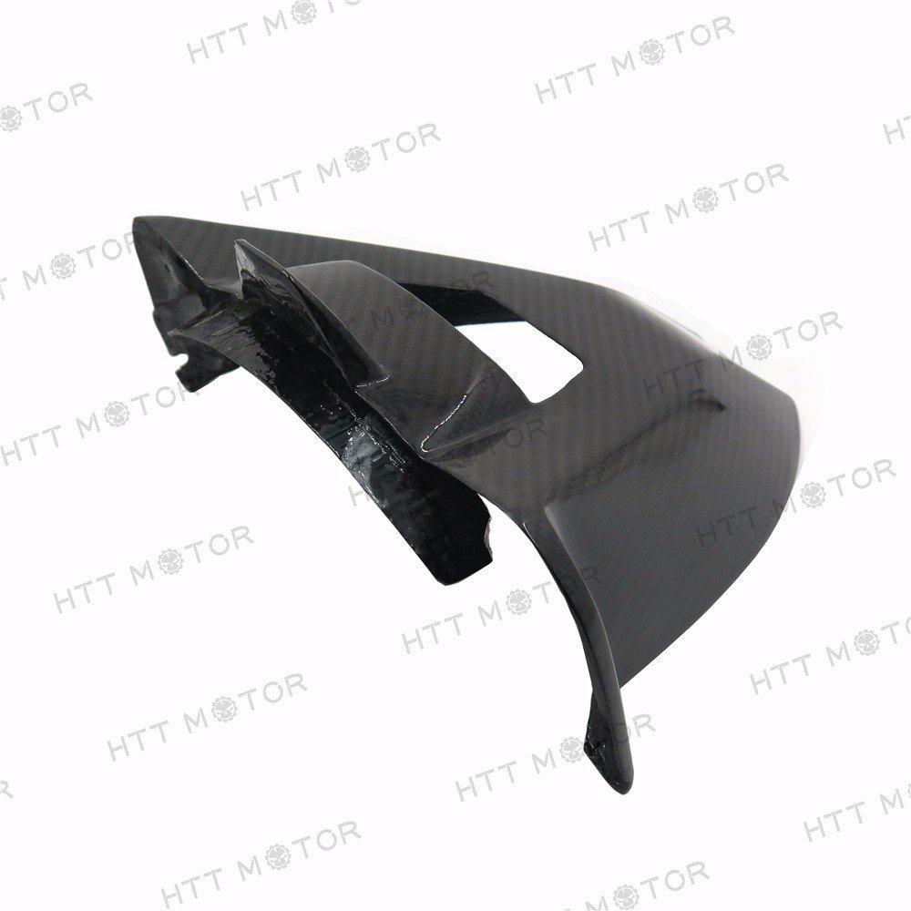 For 09-17 BMW S1000RR Rear Tire Hugger Mud Guard Fender Fairing REAL Carbon Fiber SMT MOTO
