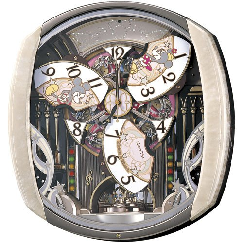 Seiko Seiko Disney Time Fw563a Radio Wave Wall Clock