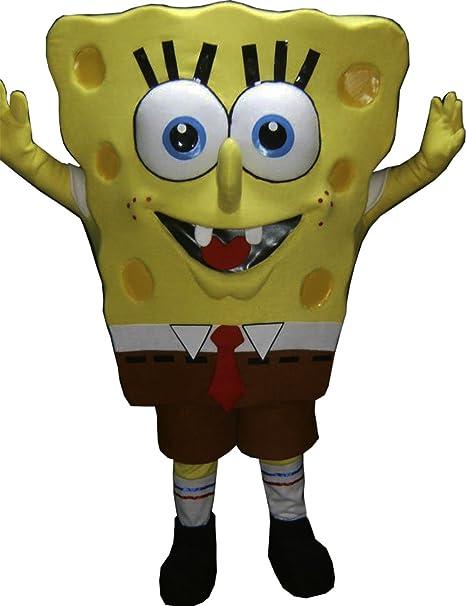 Bob Esponja Mascota Disfraz Adulto Disfraz de Personajes de ...