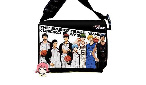 Siawasey Kuroko no Basket Anime Kuroko Tetsuya Cosplay Messenger Bag Shoulder Bag
