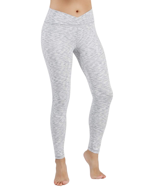 ODODOS Power Flex Yoga Pants Tummy Control