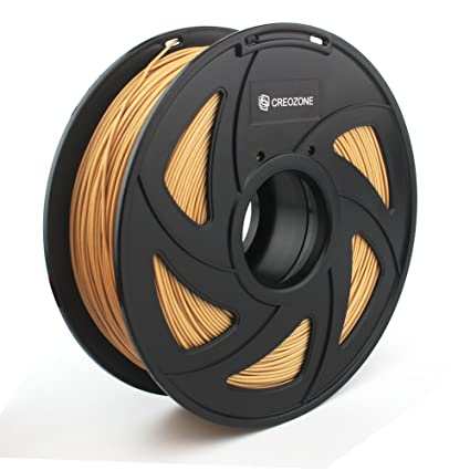 creozone madera filamento para 3d impresora, consumibles de ...