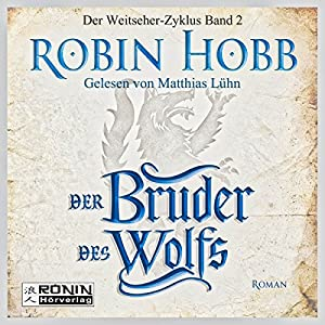 Der Bruder des Wolfs (Weitseher 2) Audiobook
