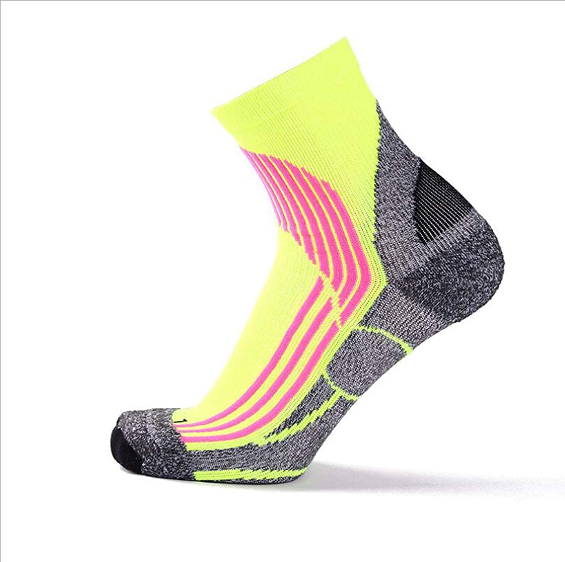 Athletic 1 Or 5 Pairs 4URNEED Athletic Socks Running Socks For Women /& Mens Sneaker /& Sports Socks for Running Hiking