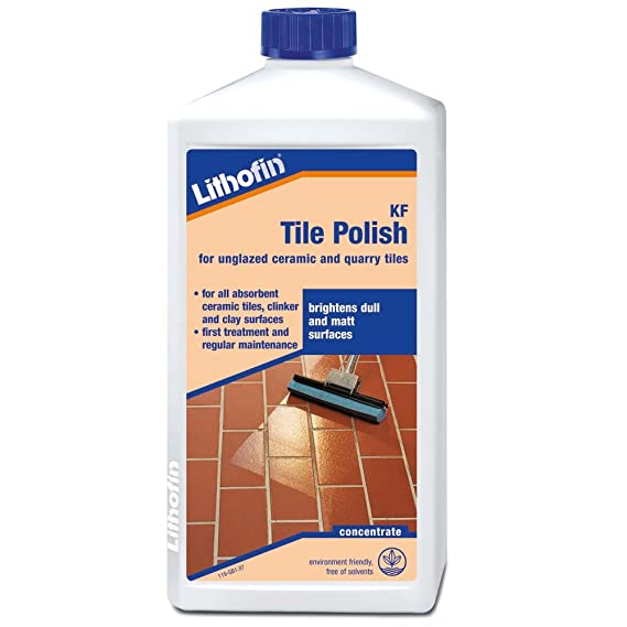 Lithofin Kf Tile Polish 1l Amazon Diy Tools