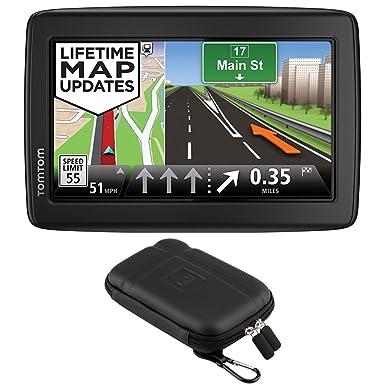 """TomTom VIA 1505 m WTE 5 """"portátil pantalla táctil coche GPS dispositivo de navegación"""