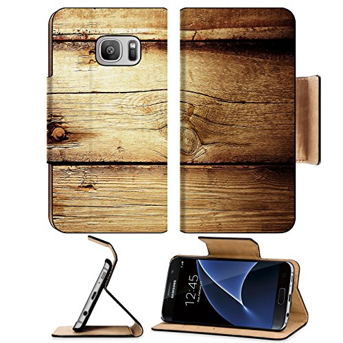 Veneer Plant Stand (Liili Premium Samsung Galaxy S7 Flip Pu Leather Wallet Case Old Wood Background Photo 8374866 Simple Snap Carrying)