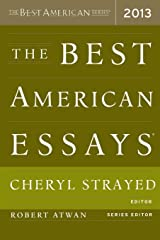 The Best American Essays 2013 (The Best American Series ®) Paperback