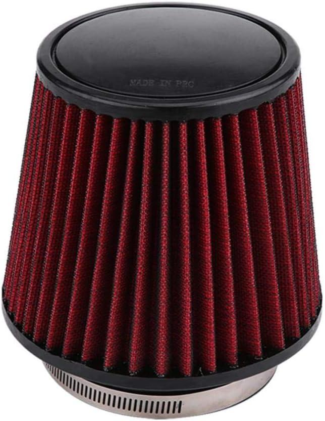 KIMISS Universal Car Air Intake Filters Air Cleaners 76mm