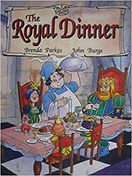 Image result for the royal dinner book