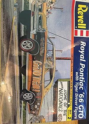 Pontiac Gto 66 by Pontiac