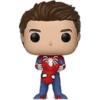 Funko Figure Pop Marvel Video Game Unmasked Spider Man , Multicolor