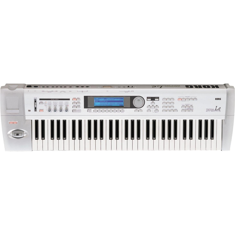 Amazon.com: Korg TRITON Le 61-Key Workstation Keyboard: Musical Instruments