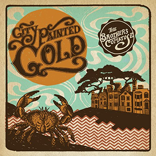 City Painted Gold [Explicit]