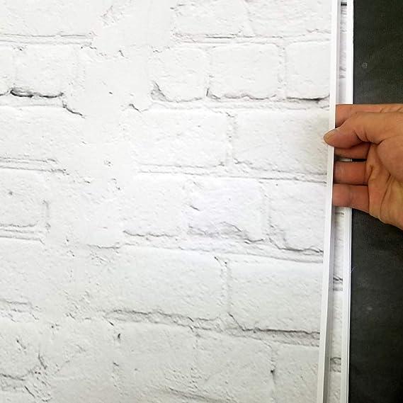 D 2504 Fotohintergrund Mit Weißem Ziegelmauer Und Kamera