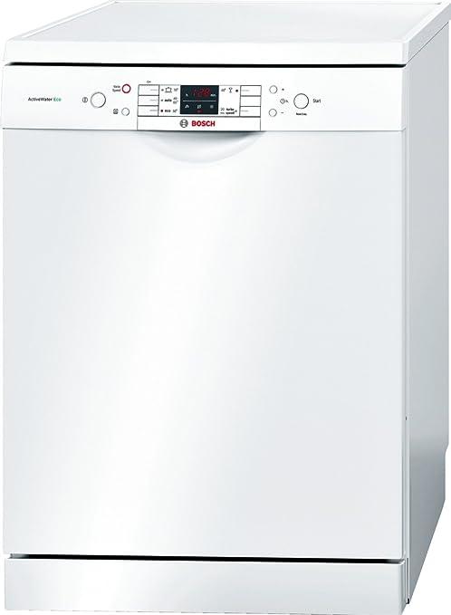 Bosch SMS58N52EU lavavajilla - Lavavajillas (A + +, 0.92 kWh ...