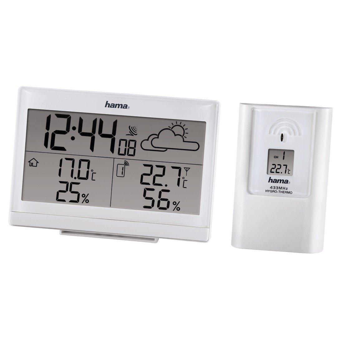 Hama EWS890 Electronic Weather StationWhite [113986]