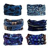 6PCS-Outdoor-Magic-Headband-Elastic-Seamless-Bandana-Scarf-UV-Resistence-Sport-Headwear