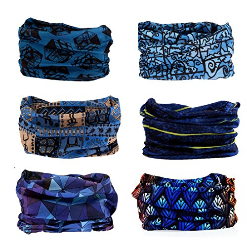 6PCS-Outdoor-Magic-Headband-Elastic-Seamless-Bandana-Scarf-UV-Resistence-Sport-Headwear