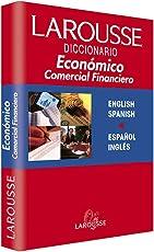 Diccionario económico, comercial y financiero: español-inglés, inglés-español