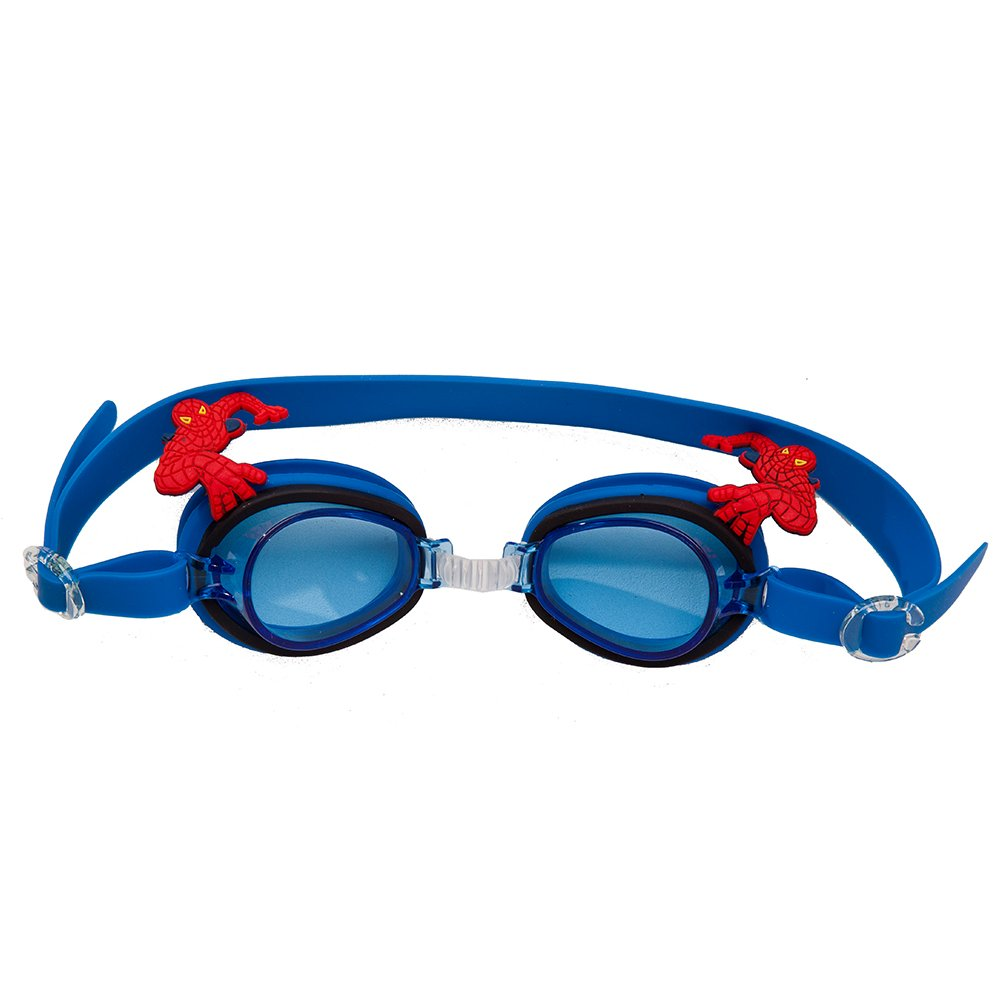 5095693377c6 Amazon.com   Kids Minnie Mouse Spiderman Spongebob Hello Kitty Swim Goggles  with Protective Case (Blue Spiderman)   Sports   Outdoors